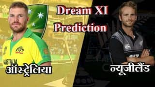 Dream11 Prediction: Aus vs Nz, Cricket World cup 2019, Match 37 Team Best Players to Pick for Today's Match between Australia and New Zealand at 6 PM