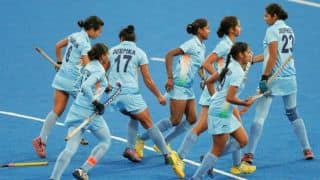 India Women lose 2-3 to USA women in Hockey tour opening game