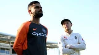 England wins the toss and elects to bat first in the 5th Test