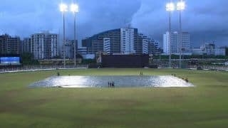 Third India Women-South Africa Women T20I abandoned