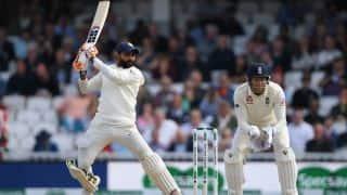 फारब्रेस बोले-शुक्र है कि रविंद्र जडेजा ने सिर्फ आखिरी टेस्ट खेला