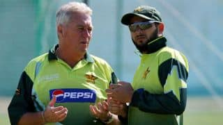 Pakistan remembers Bob Woolmer ahead of clash against Ireland in ICC Cricket World Cup 2015