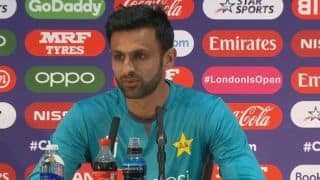 Shoaib Malik announces ODI retirement