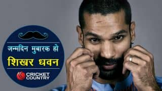 बर्थडे स्पेशल: शिखर धवन कैसे बने टीम इंडिया के 'गब्बर'?