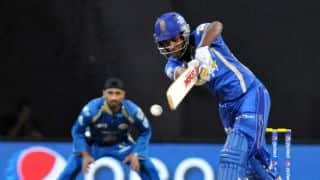 Sanju Samson scores a fifty as Steven Smith departs against Mumbai Indians in Match 32 of IPL 2015