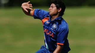 Kuldeep Yadav becomes 1st Indian to get hat-trick in ICC Under-19 World Cup