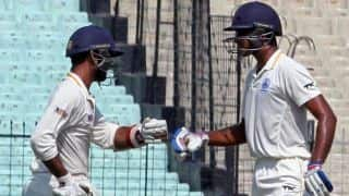 Live Cricket Score Maharashtra vs Tamil Nadu Ranji Trophy Day 3