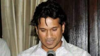 Sachin Tendulkar asks about new Motor Vehicles Act; Government responds