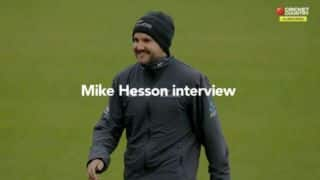 Mike Hesson: Australia are our big brothers