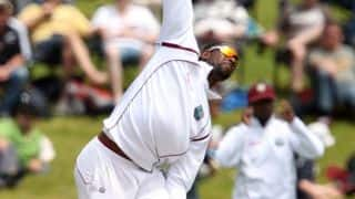Shane Shillingford, Sulieman Benn strangle New Zealand to 299/5 after morning session, Day 2, 1st Test