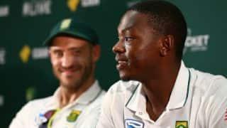 VIDEO: Faf du Plessis to sleep with Kagiso Rabada?