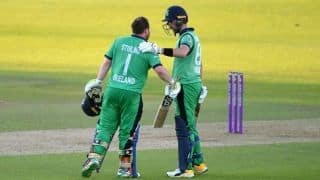 LIVE 3rd ODI: Stirling, Balbirnie Tons Guide Ireland to Memorable 7-Wicket Win Over England