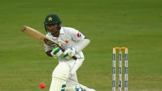 PAK vs WI, 2nd Test: Shafiq's fifty keeps match in balance