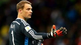 Germany's Manuel Neuer expects tough match against France in FIFA World Cup 2014 QF