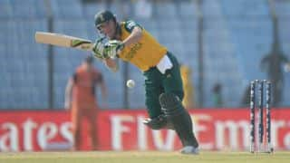 Live Cricket Score: Zimbabwe vs South Africa, 1st ODI at Bulawayo