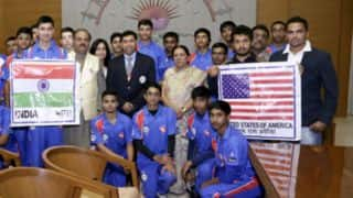 USA cricketers look to get most out of India tour