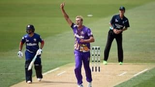 New Zealand pacer Kyle Jamieson records third best bowling figures in T20s