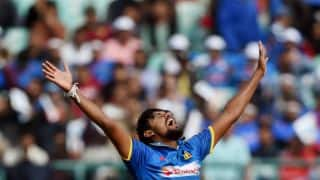 Suranga Lakmal: Have been working hard on my bowling and fitness for last 2 years