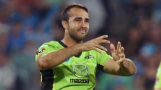 Josh Lalor's catch in Big Bash League game causes debate over cricket laws