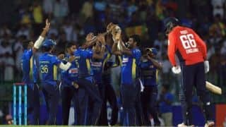 Sri Lanka to face Scotland in two ODIs before ICC World Cup 2019