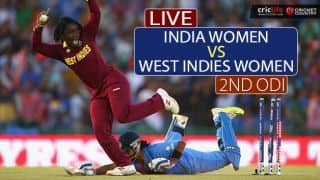 LIVE Cricket Score, IND vs WI , 2nd (Women's) ODI at Mulapadu: IND win by 5 wkts, seal series 2-0