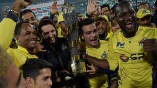 PSL 2017: Darren Sammy's Peshawar Zalmi win title, hearts in Lahore finale