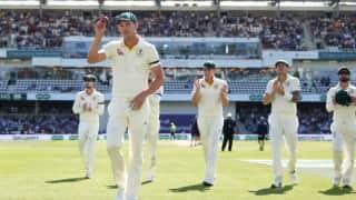लीड्स टेस्ट: हेजलवुड के पंजे में फंस इंग्लैंड पहली पारी में महज 67 रन पर ढेर