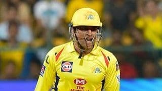 IPL 2019: Trying to get MS Dhoni have rest is difficult, he is keen to play all the CSK games: Michael Hussey