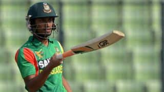 ICC World T20 2014: Bangladesh crush Nepal to win by 8 wickets