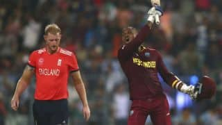 England vs West Indies, 1st ODI: Eoin Morgan advises Ben Stokes to maintain competitive approach against Marlon Samuels