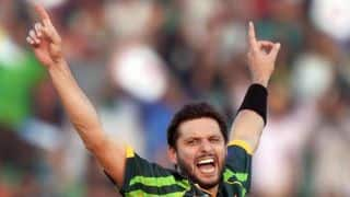 Pakistan should appoint Shahid Afridi as captain, say former players