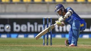 Chandimal scores 4th century in 3rd ODI vs AUS