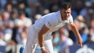 India vs England 2014 1st Test, Day 1: We are amazing hosts, says James Anderson