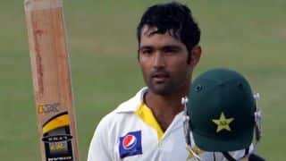 Asad Shafiq scores his 6th Test century on Day 2 of 2nd Test against Bangladesh