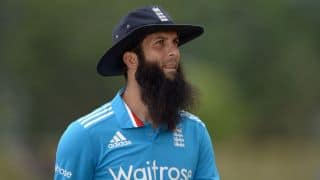 Moeen Ali to be cover star of Wisden Almanack