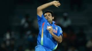 Harbhajan singh wants Zaheer Khan to be selected as Team India's fast bowling coach ahead of ICC Champion Trophy 2017