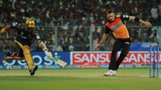 IPL 2015: Kolkata Knight Riders face high flying Sunrisers Hyderabad