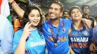 Man arrested for stalking Sachin Tendulkar's daughter