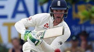 1st Test: Jennings fifty swells England's lead to over 250 against Sri Lanka