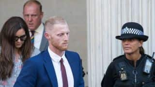 Bristol Night Club case: Ben stokes punched guard with a V shape symbol, says prosecutor