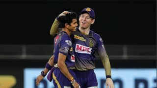 IPL 2020: Kamlesh Nagarkoti didn't have enough runs to defend in last over, says Eoin Morgan