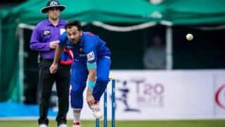 Wahab Riaz quashes Kumar Sangakkara's party; defending champions Kowloon Cantons start Hong Kong T20 Blitz 2018 with win