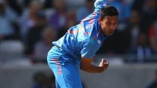 India vs Sri Lanka 2014: Dhawal Kulkarni replaces Mohammed Shami for first 3 ODIs