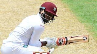 IND vs WI 2016, 2nd Test, Day 1: Video Highlights of Blackwood-Samuels partnership