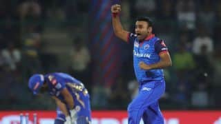 IPL 2019, DC vs MI: Amit Mishra first Indian bowler to claim 150 IPL wickets