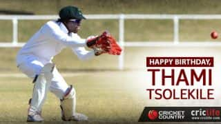 Thami Tsolekile: 12 little-known facts about the South African wicket keeper