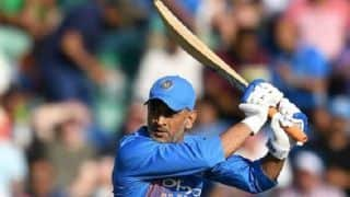 2nd ODI: MS Dhoni will bat at No. 5, Ambati Rayudu at No. 4