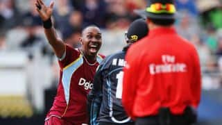 West Indies bundle out New Zealand for 156