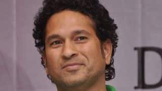 Sachin Tendulkar discusses plans with Pinarayi Vijayan to set up football academy in Kerala