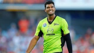 Gurinder Sandhu reprimanded for dissent during New South Wales vs Western Australia tie